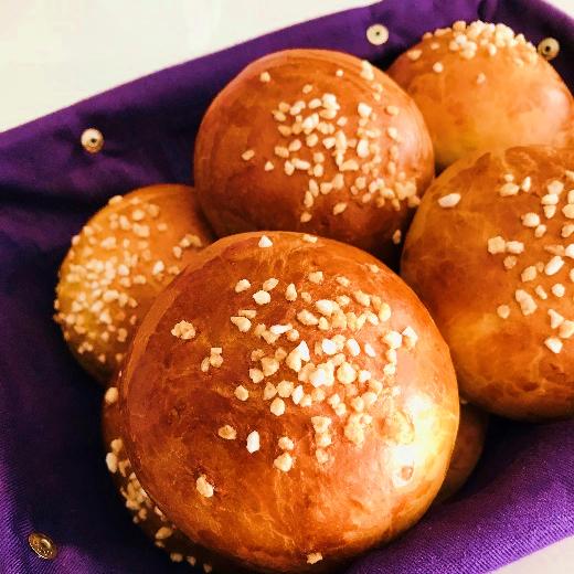 Petits pains au sucre